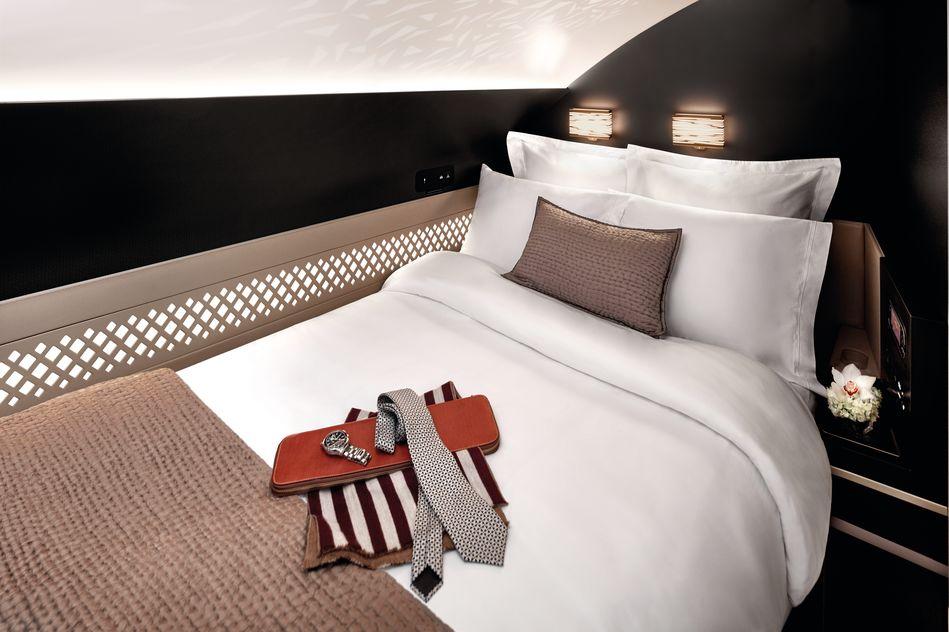 Etihad Airways The Residence Bedroom