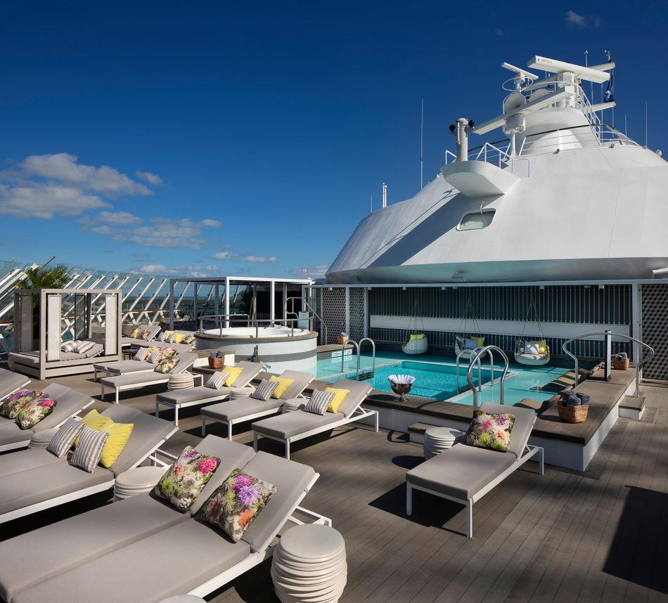 The Retreat on Celebrity Apex, Celebrity Cruises