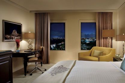 City View Room, The Ritz-Carlton