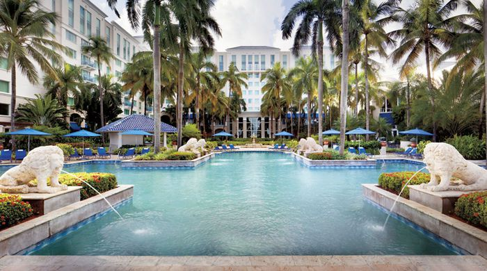 The Swimming Pool, The Ritz-Carlton