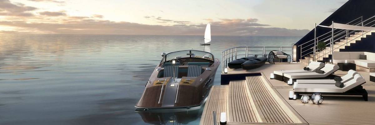 Ritz-Carlton Yacht Collection starts construction