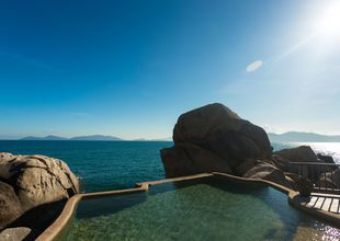 The Rock Retreat Pool, Six Senses, Ninh Van Bay, Vietnam