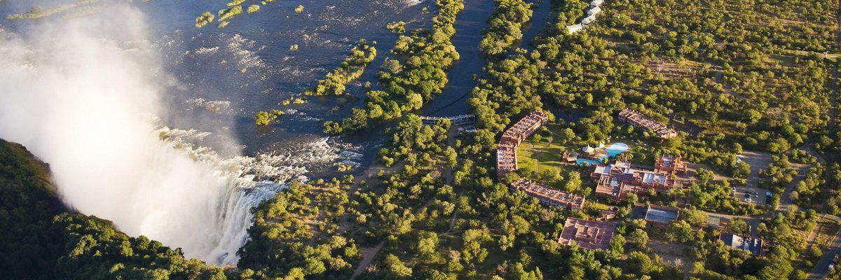 The Royal Livingstone, Victoria Falls
