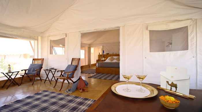 Tented Suite, The Serai