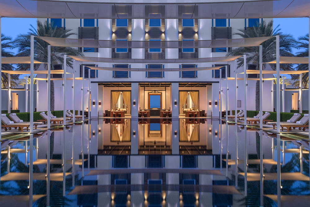 The Serai Pool, The Chedi Muscat