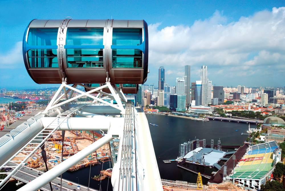The Singapore Flyer, Singapore