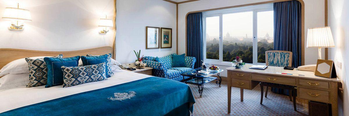 Deluxe Room, The Taj Mahal Hotel