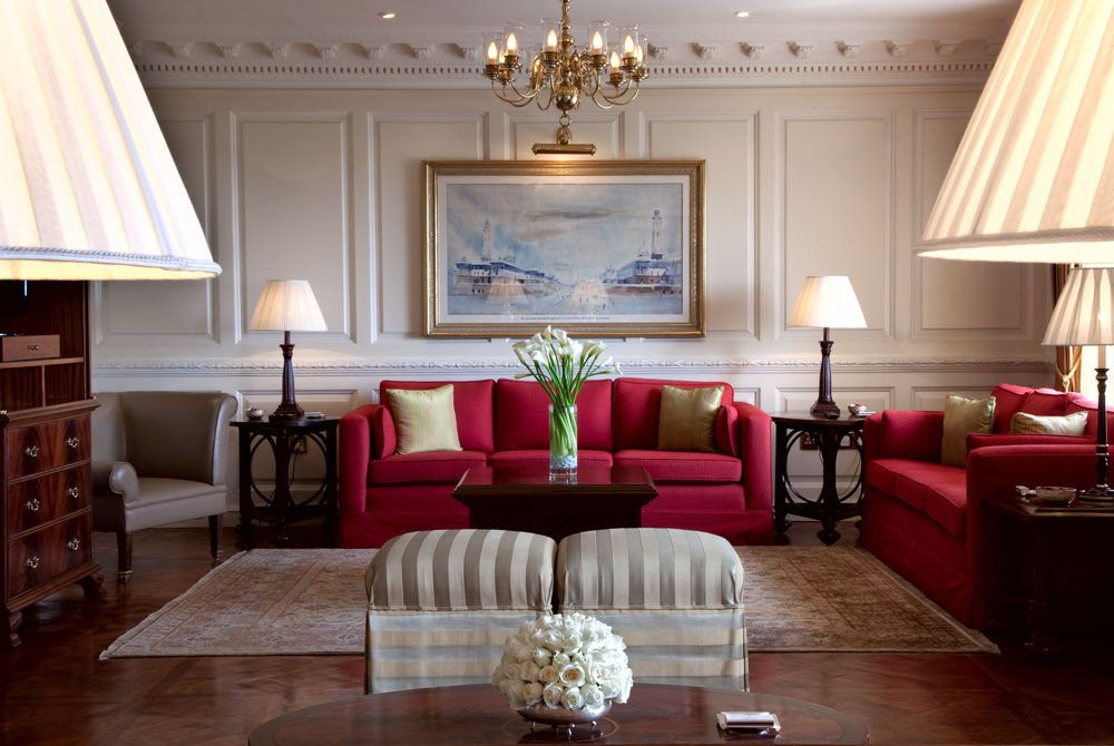 Grand Presidential Suite, The Taj Mahal Hotel