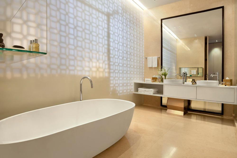 Bathroom, The Taj Mahal Palace Mumbai
