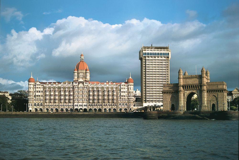 Exterior, The Taj Mahal Palace Mumbai