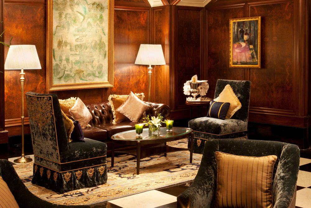 Palace Lounge, The Taj Mahal Palace Mumbai
