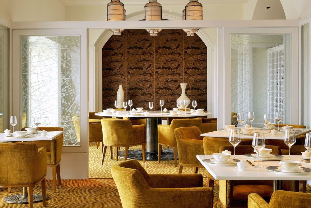 Restaurant, The Taj Mahal Palace Mumbai