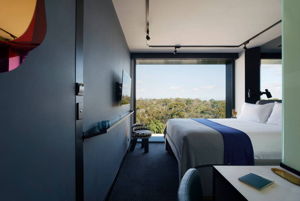 Park View Room, The Tribe, Perth