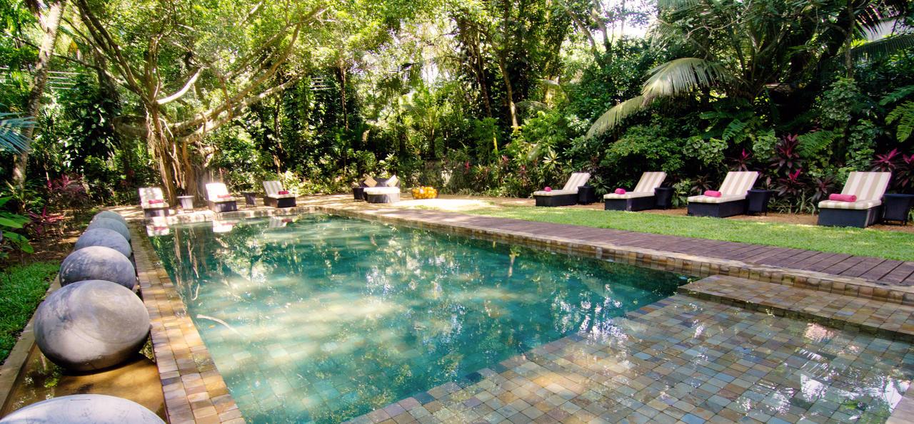 The Wallawwa, Gardens & Pool