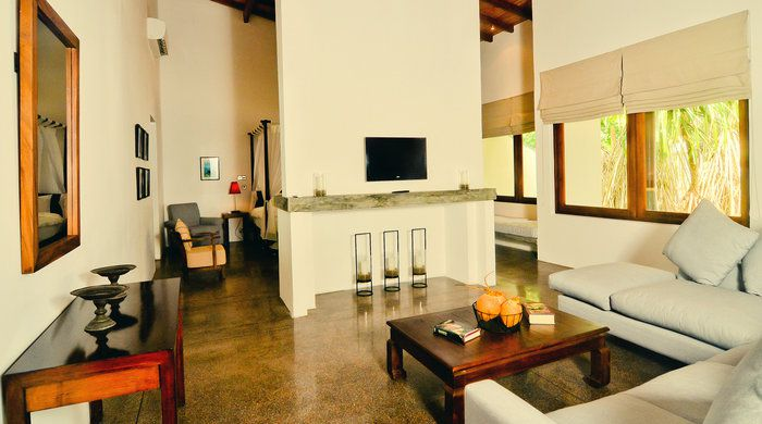 Mountbatten Suite, The Wallawwa, Colombo