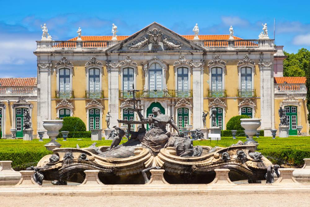 Queluz Palace, Lisbon