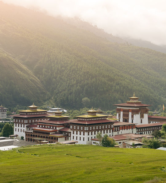 Thimphu Valley, Bhutan