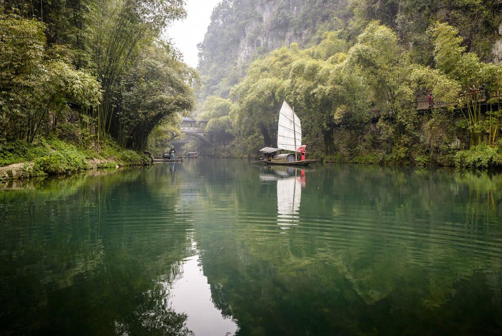 Three Gorges Tribe, Sanctuary Yangzi Explorer