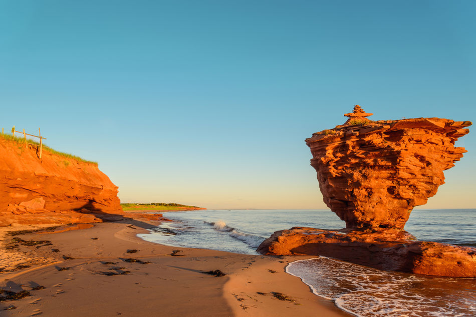 Thunder Cove Beach on Prince Edward Island
