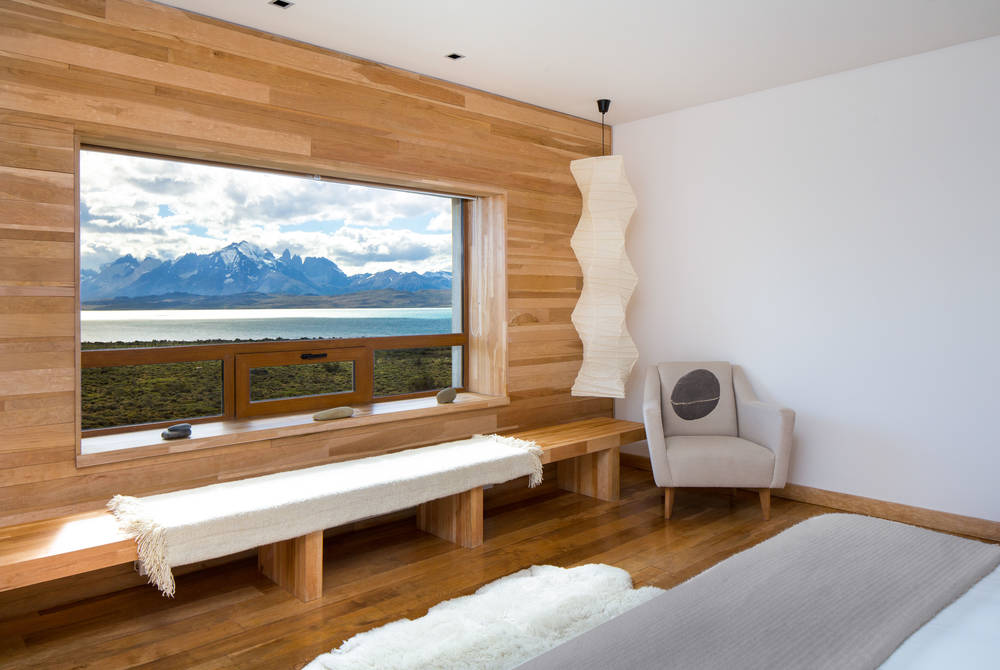 Bedroom, Tierra Patagonia