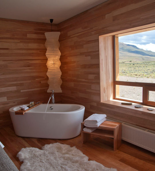 Tierra Patagonia Hotel & Spa, Torres del Paine