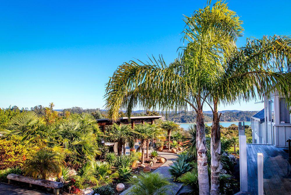 Tiki Tiki Ora garden, New Zealand