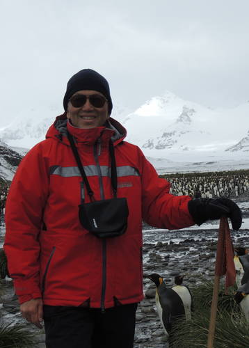 Tim's photography of South Georgia, Antarctica