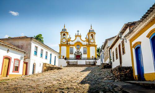 Tiradentes - Minas Gerais, Brazil