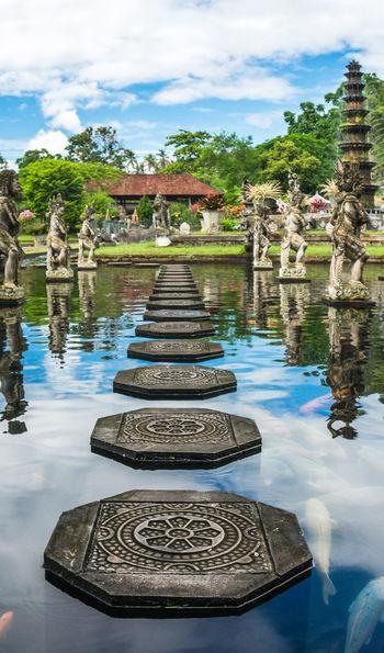 Tirta Gangga, Karangasem, East Bali