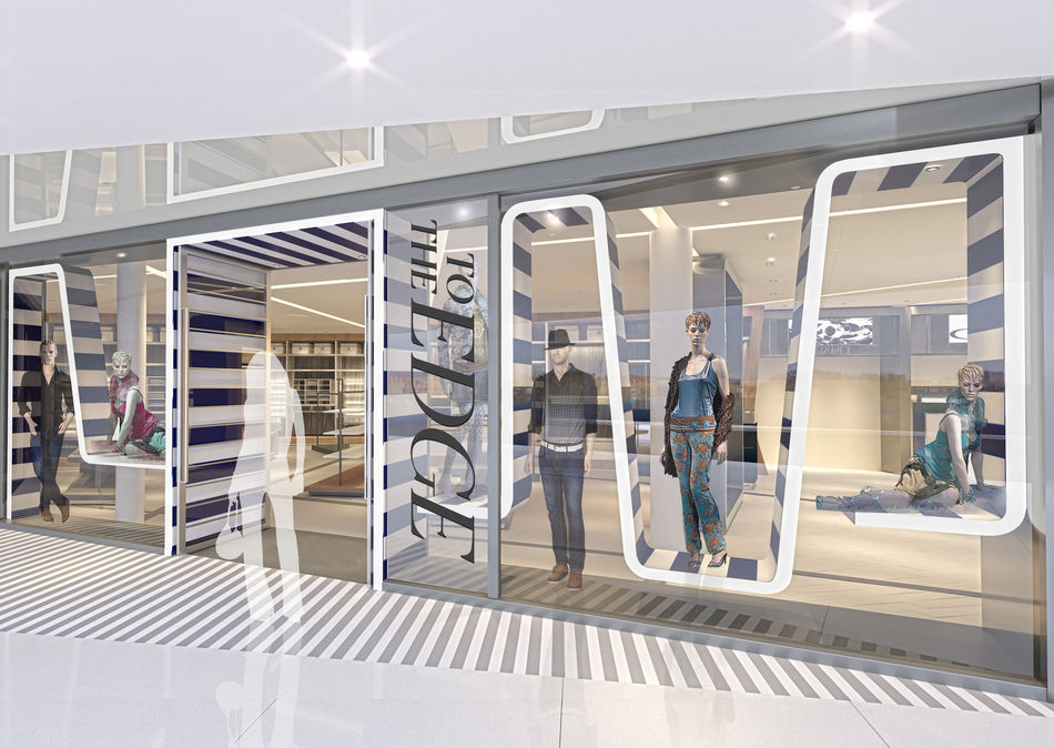 The To The EDGE shop on Celebrity Edge