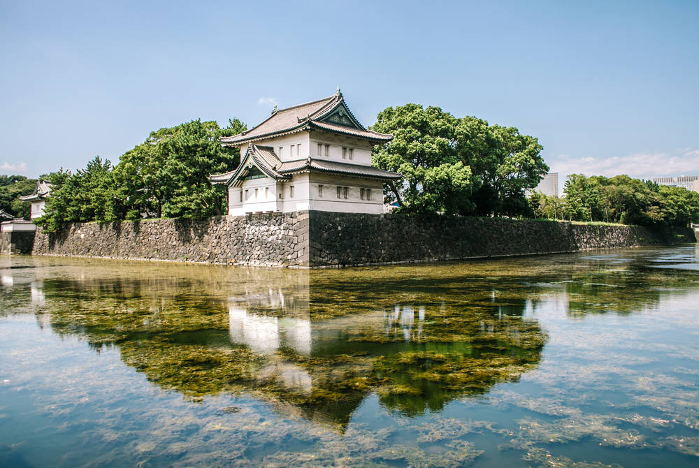 Tokyo Imperal Palace