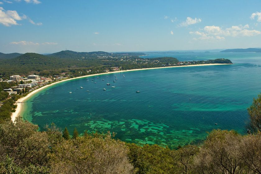 Tomaree, Port Stephens, New South Wales