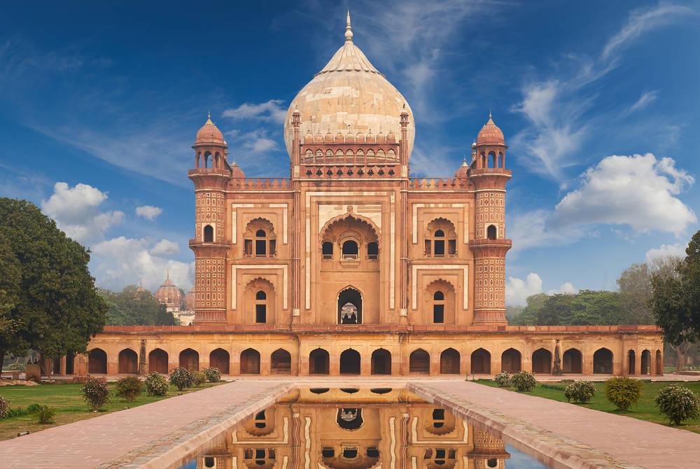 Tomb of Safdarjung, New Delhi