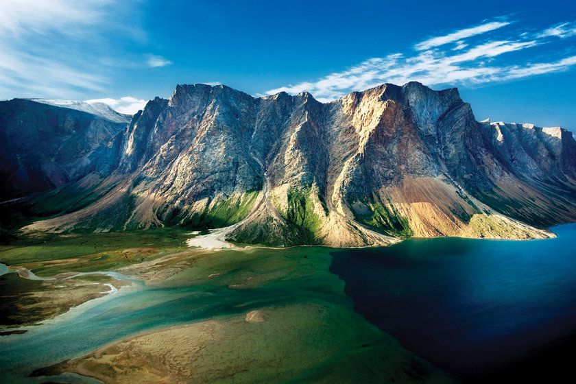 Torngat Mountains, Newfoundland