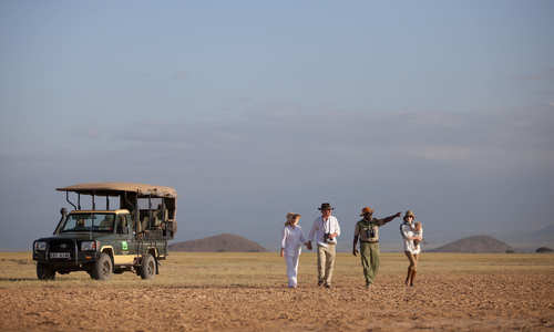 Elewana Tortilis Camp, Amboseli, Kenya