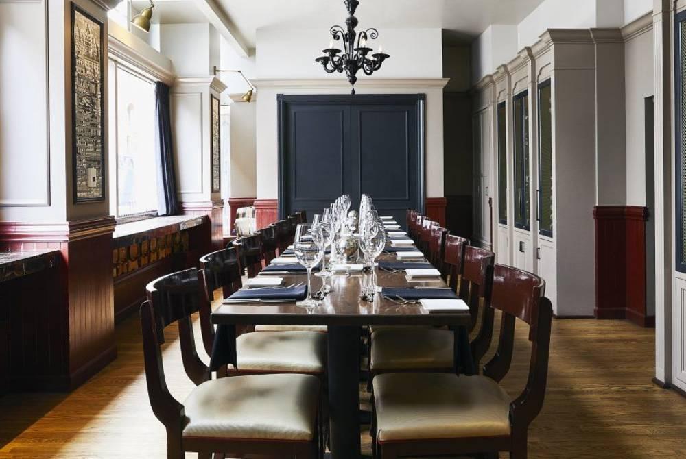 Toscana Dining Room, Kimpton Monaco, Denver