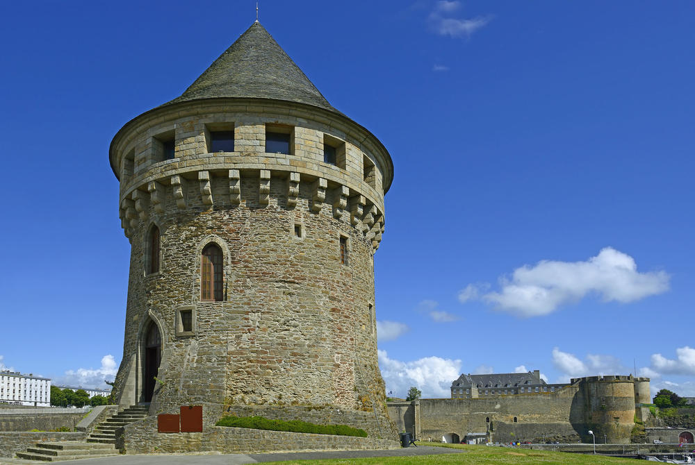 Tour Tanguy, Brest