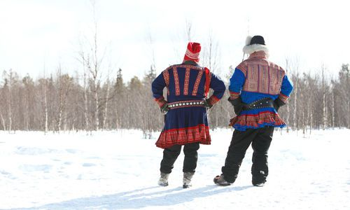 Introduction to the Sámi people
