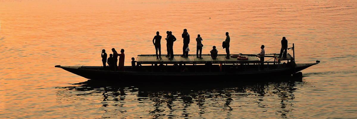 Brahmaputra River Cruise Day 8