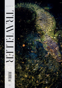 Traveller Magazine - Vol 47 No 2 2017 title