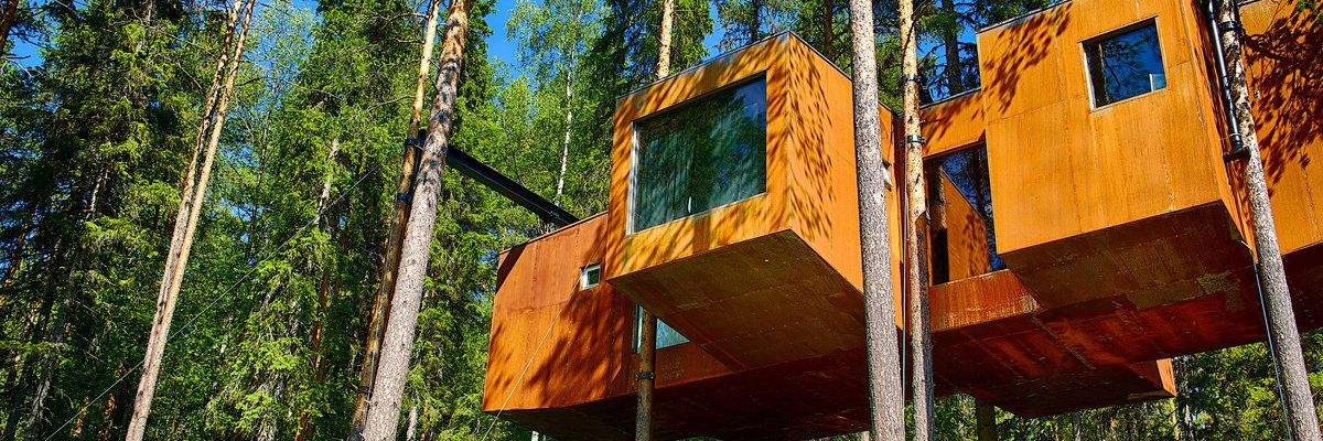 Treehotel Harads Sweden Holidays 20192020 Luxury Tailor
