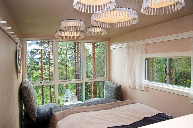 Treehotel in Swedish Lapland