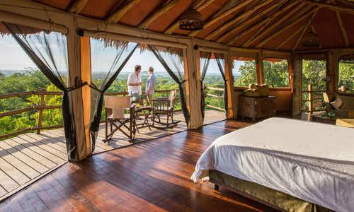 Treehouse, Elewana Tarangire Treetops