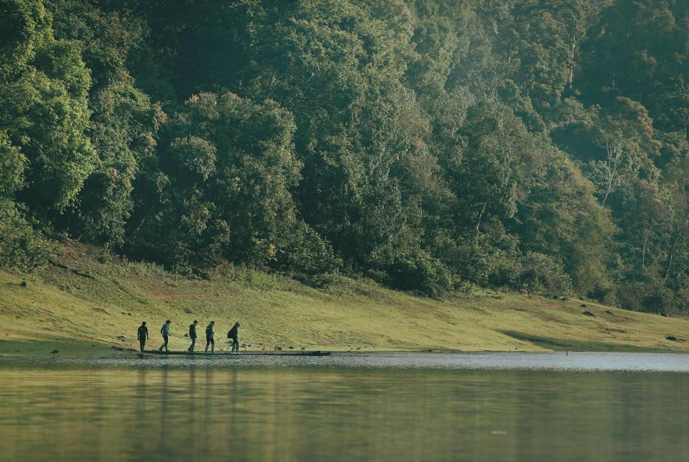 Trekking, Spice Village, Periyar, Kerala