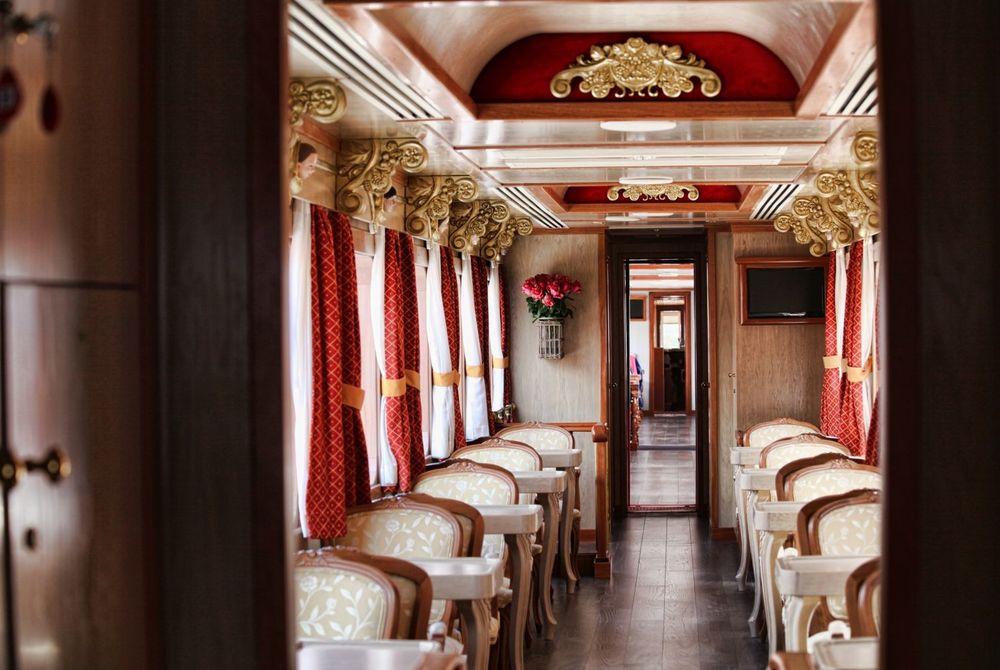 Tren Crucero, Ecuador