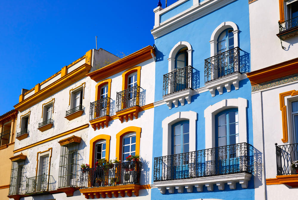 Triana neighbourhood, Seville