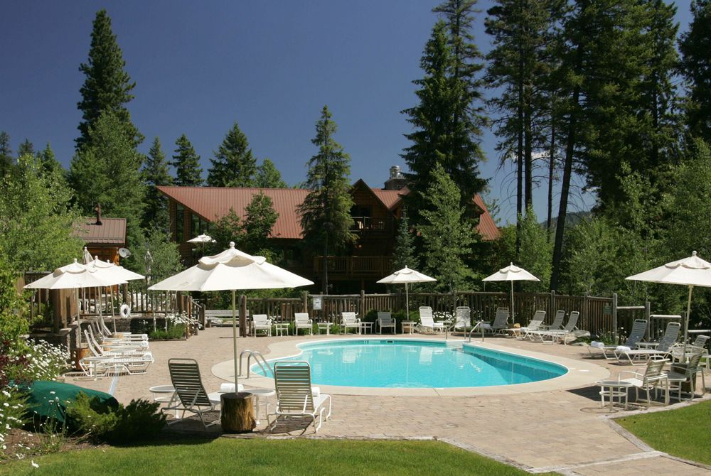 Pool, Triple Creek Ranch