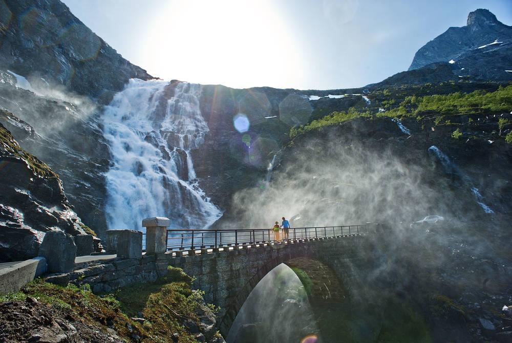 Trollstigen (Credit: Fred Jonny Hammero / More og Romsdal county)