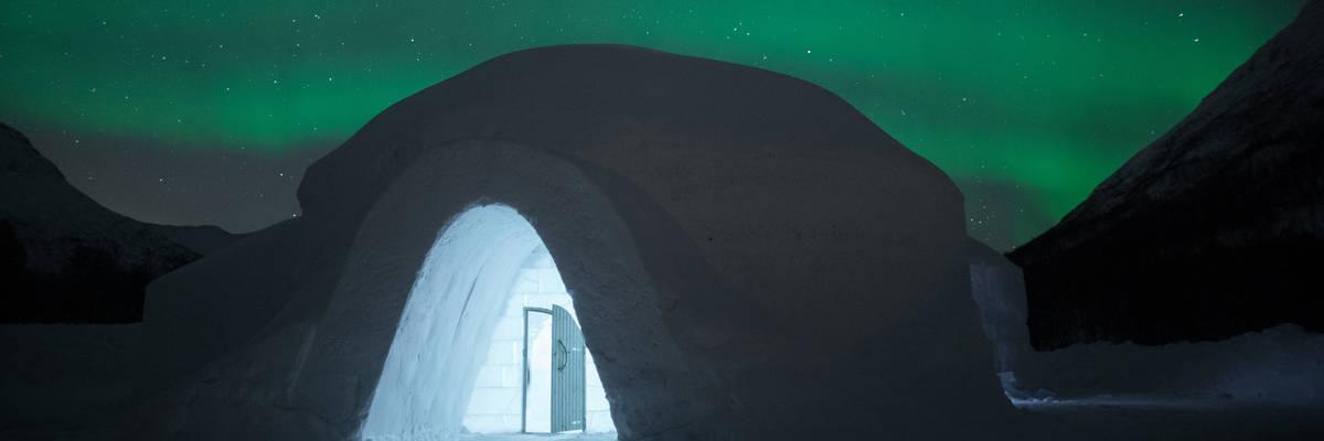 Tromso Ice Hotel