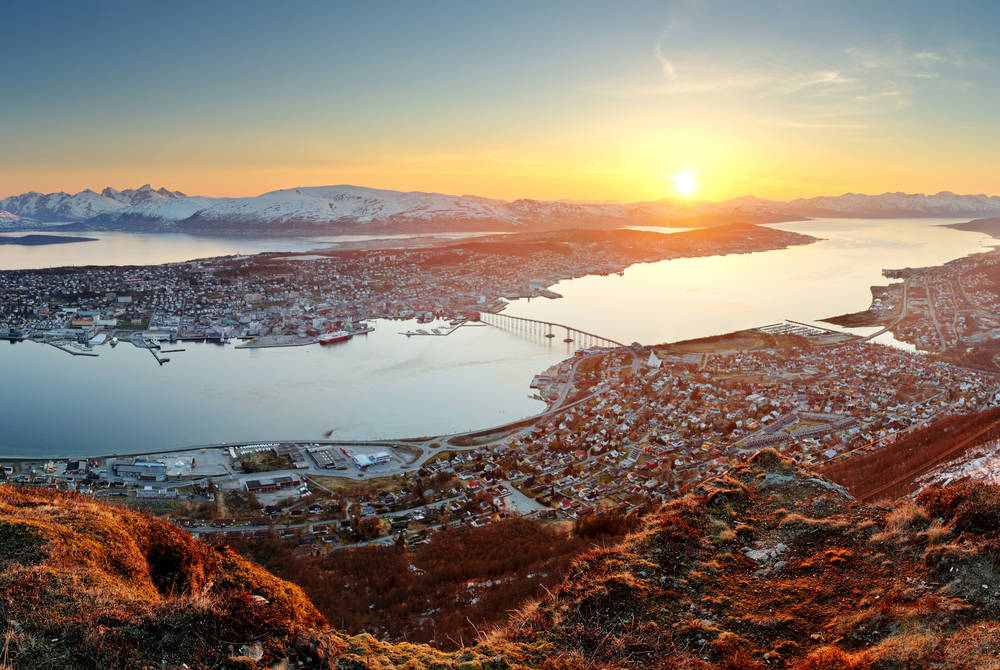 Tromso in summer